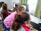 Alunos no Ambiente Tecnológico Educacional